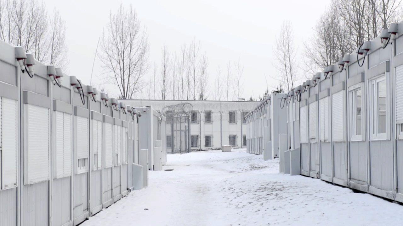 """Video: Longform Flüchtlinge """"Lebendes Bild"""""""