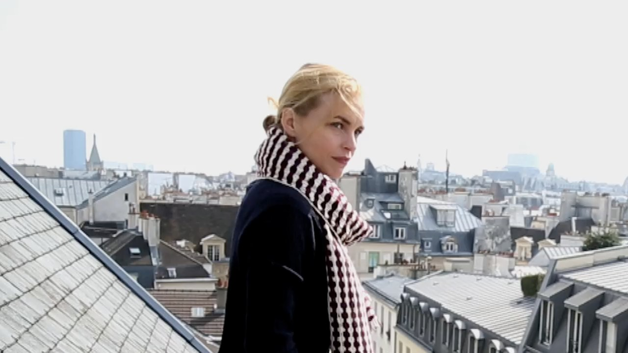 Video: Blick über Paris
