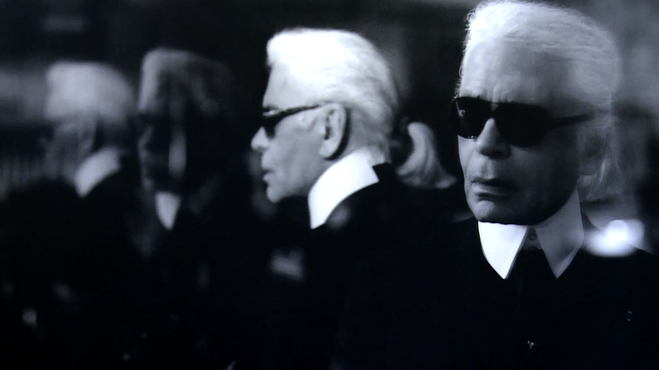 Video: Karl Lagerfeld