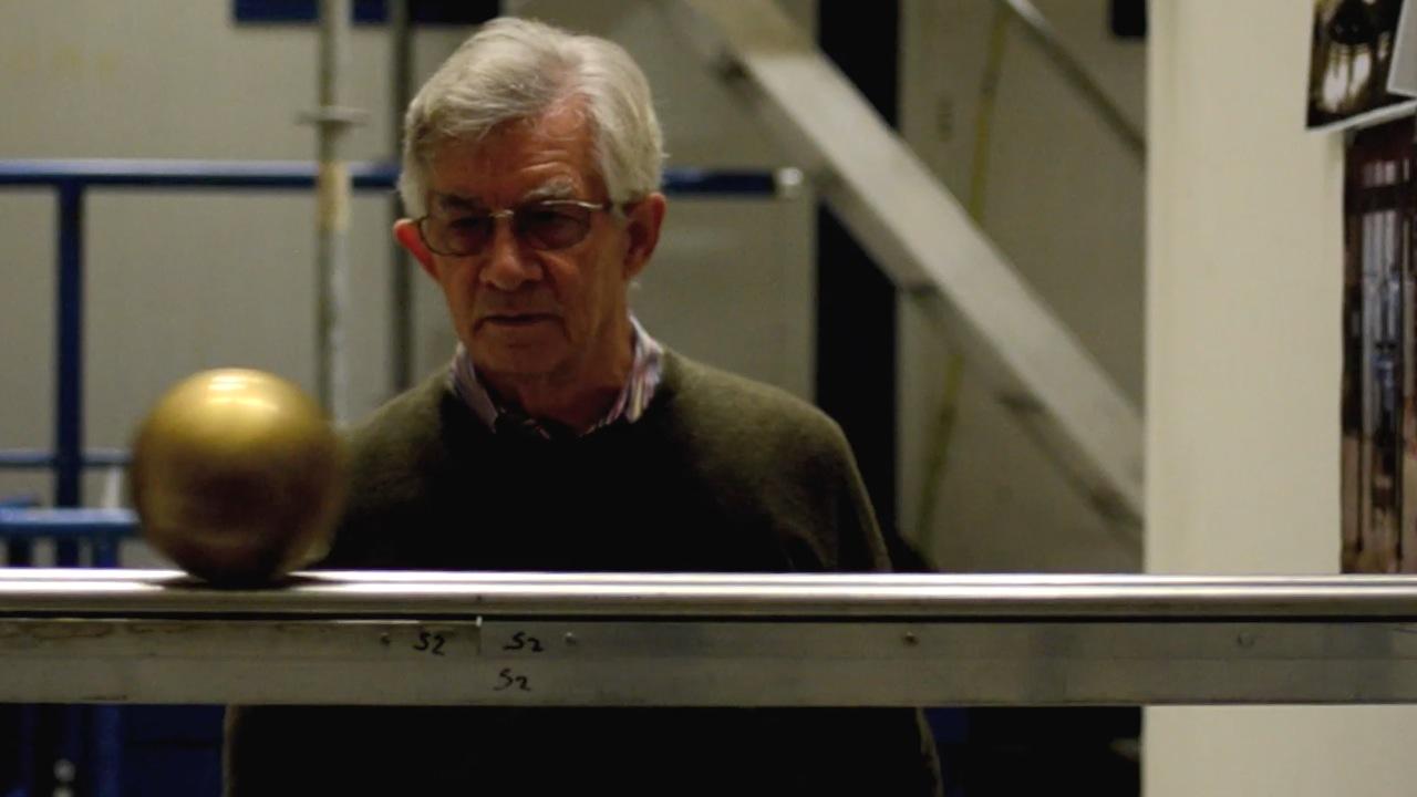 Video: Video-Still: Experiment am Desy