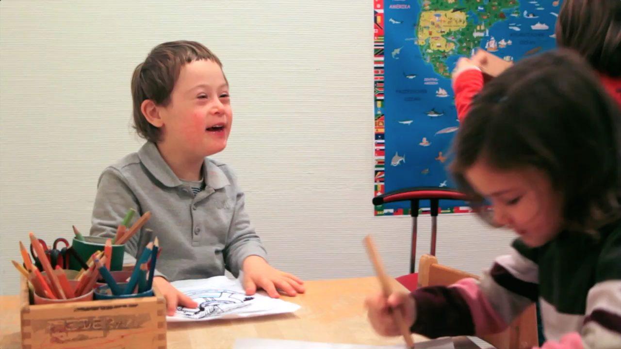 Video: Video-Still: Integrations-Kita in Neukölln