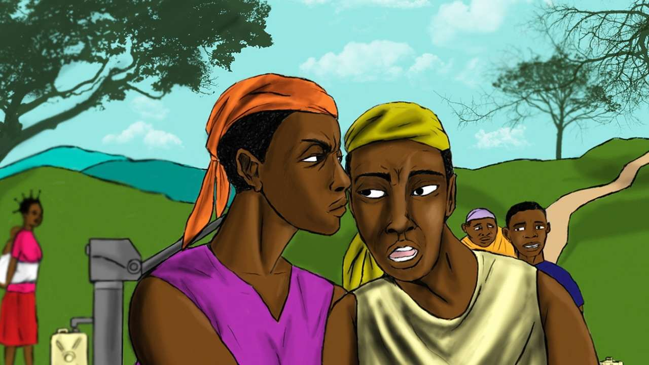 Video: Video-Animation: Kindersoldaten in Uganda